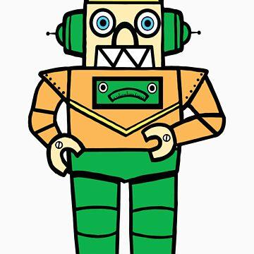 Aqua-Bot by rickrayrogers