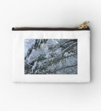 Moon Through The Branches Studio Pouch