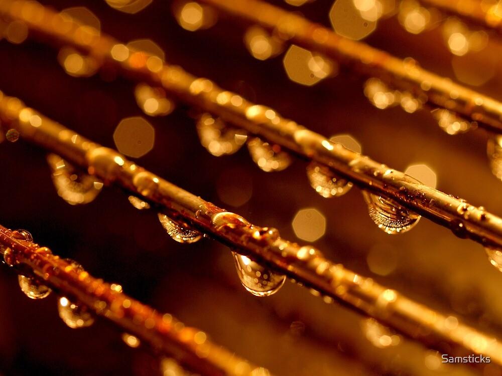 Golden Drops by Samsticks