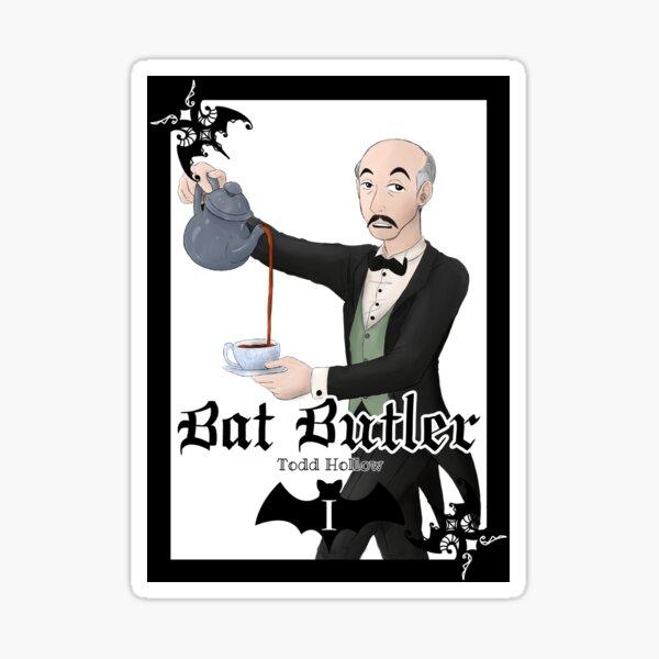 Bat Butler Sticker