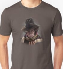 Fourth Doctor - Tom Baker Unisex T-Shirt
