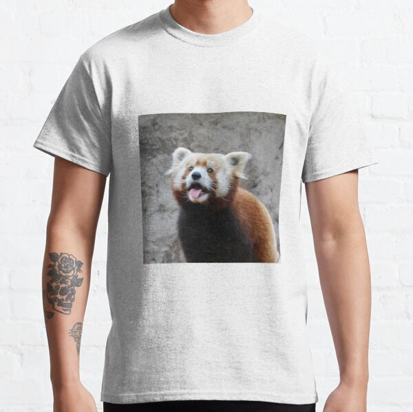 Red Panda Blep Classic T-Shirt