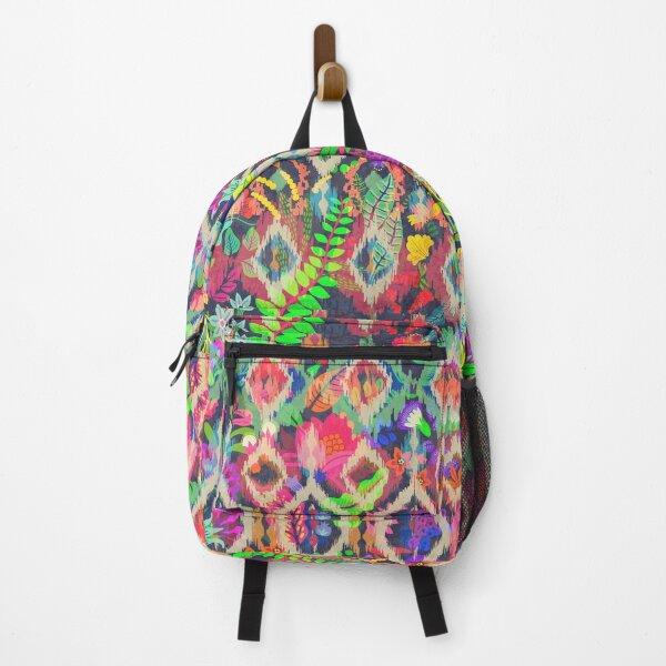 Ikat Flora Backpack
