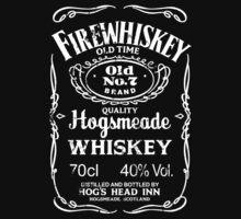 Hogsmeade's Old No.7 Brand Firewhiskey | Unisex T-Shirt