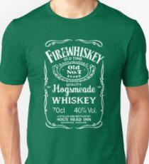 Hogsmeade's Old No.7 Brand Firewhiskey Unisex T-Shirt