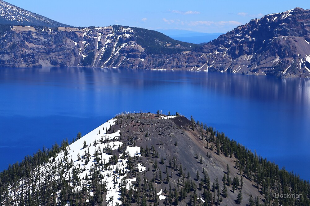 Crater Lake by Bockman