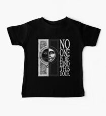 House of No One (White) Baby Tee