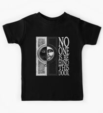House of No One (White) Kids Tee