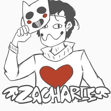Zacharie by NardBagel
