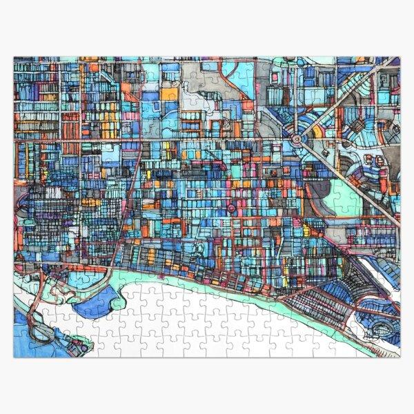 Long Beach, CA Jigsaw Puzzle