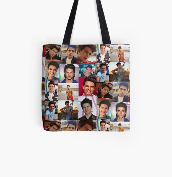 Brent Rivera Bags | Redbubble
