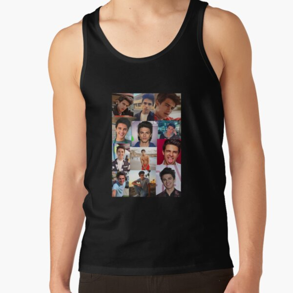 Brent Rivera Tank Tops | Redbubble