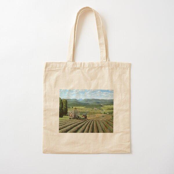 Twin Maple Farm Cotton Tote Bag