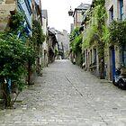 Rue du Jerzual by hans p olsen