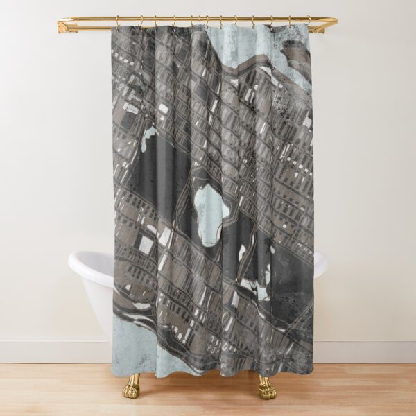 Central Park, NYC Shower Curtain
