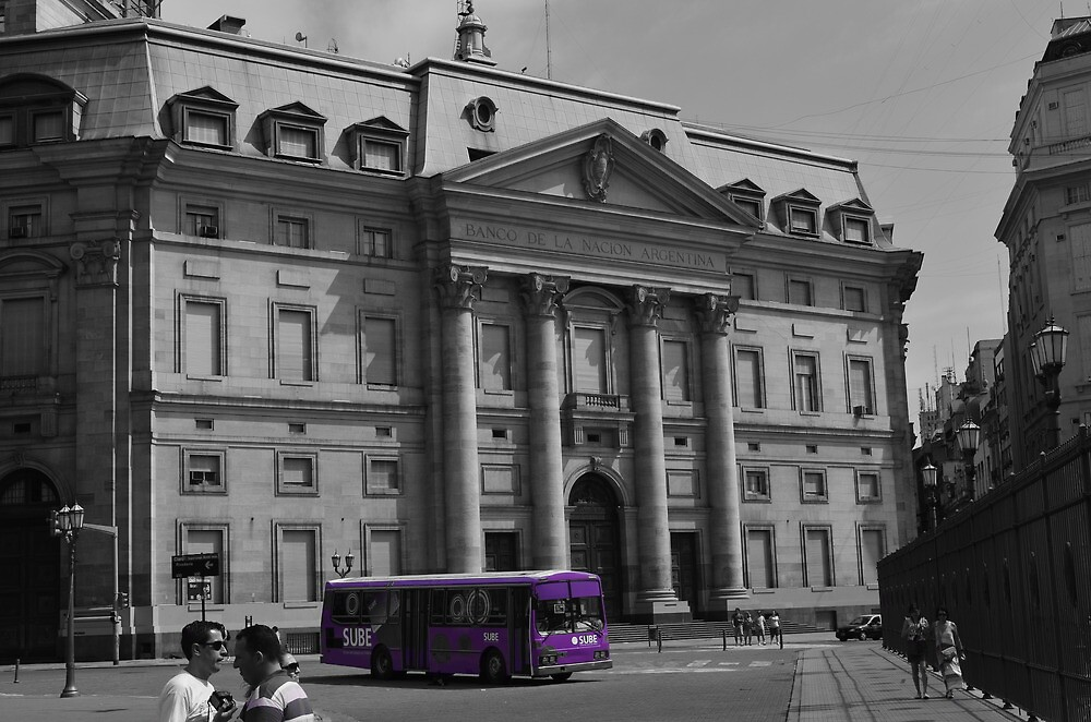 Purple Rush by MBarnes