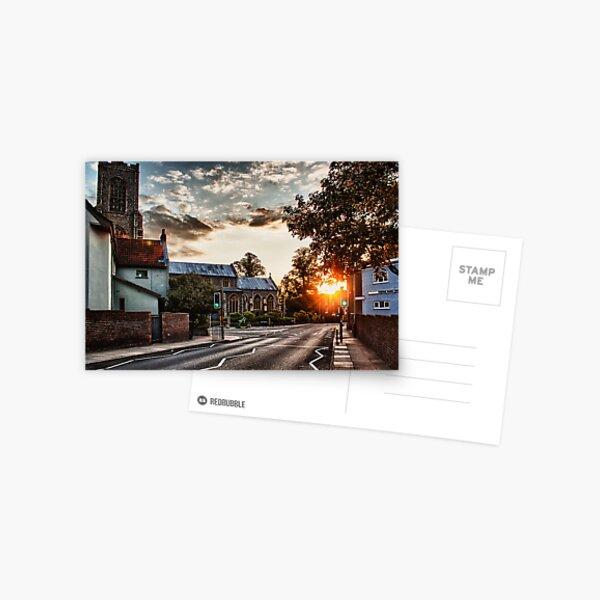 Solstice Sunrise #1 Postcard