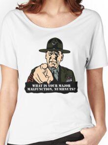 Gny. Sgt. Hartman Women's Relaxed Fit T-Shirt