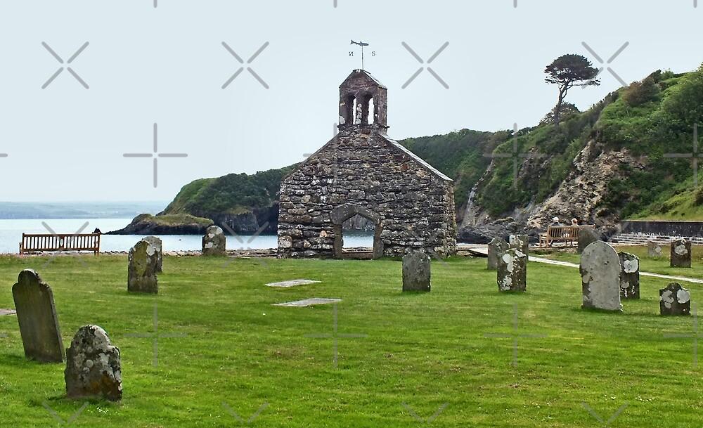 St. Brynachs, Cwm yr Eglwys by Yampimon