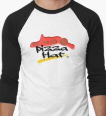 Time For Pizza Men's Baseball ¾ T-Shirt