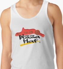 Time For Pizza Tank Top