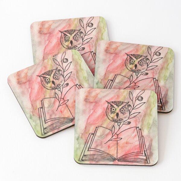Annabeth Chase Coasters (Set of 4)