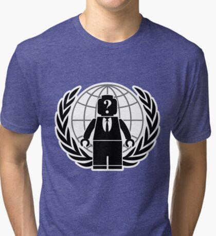 Legonymous Tri-blend T-Shirt