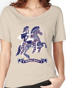 Medieval Knievel Women's Relaxed Fit T-Shirt