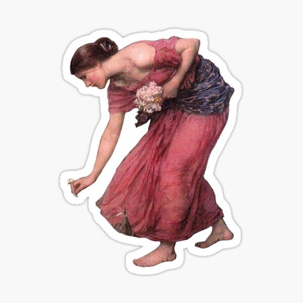 "Waterhouse's ""Persephone"" Sticker"