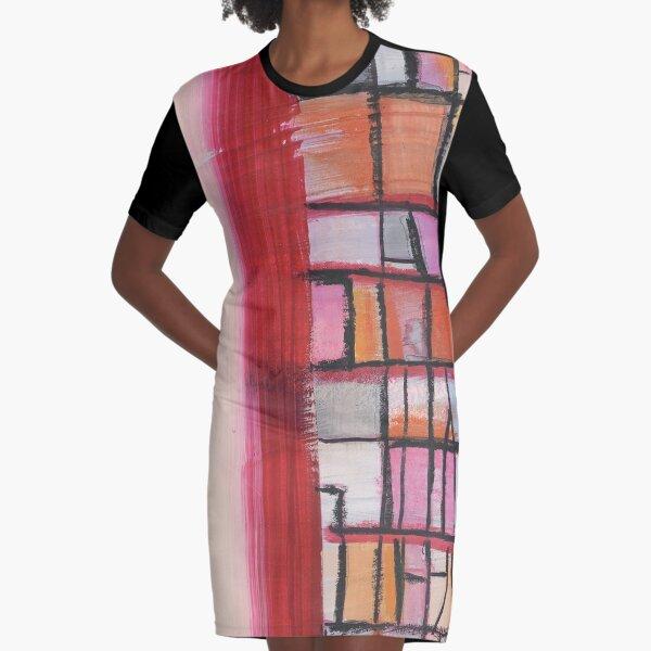 Evanston, IL Graphic T-Shirt Dress