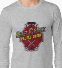 Shit Creek Paddle Store Long Sleeve T-Shirt