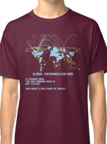 Thermonuclear War Classic T-Shirt