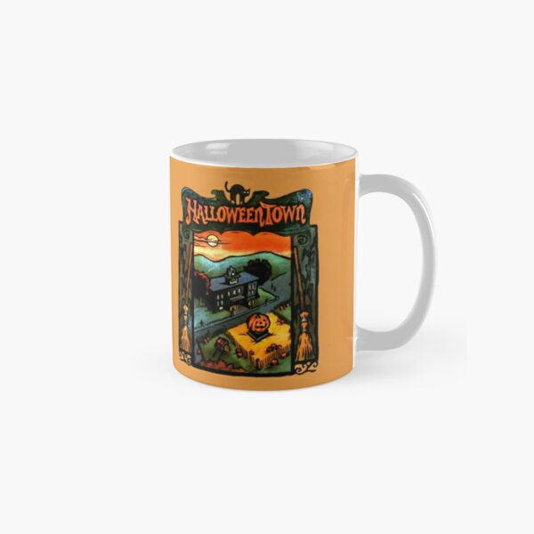 Halloweentown Book Classic Mug