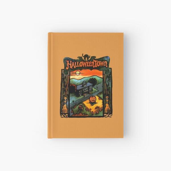 Halloweentown Buch Notizbuch