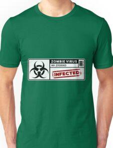 Zombie Virus - Infected T-Shirt