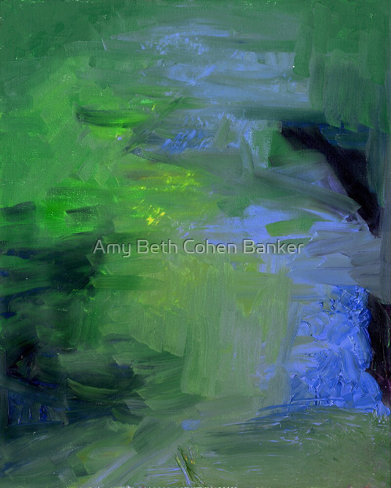 SERPHINE SUMMER by Amy Beth Cohen Banker