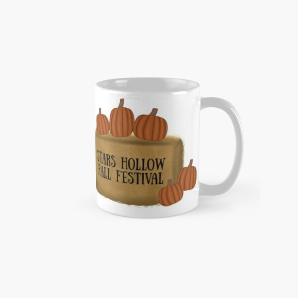 Stars Hollow Fall Festival Classic Mug