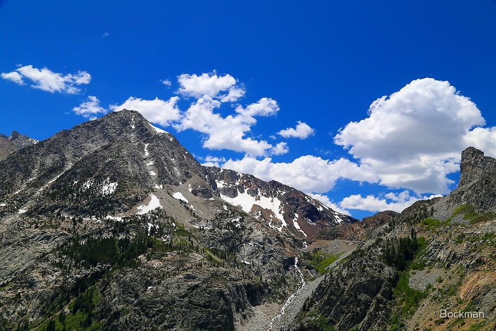 Tioga Pass by Bockman