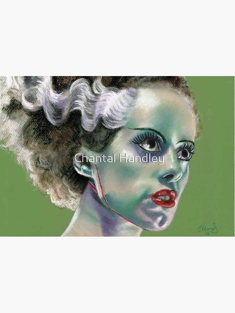 The Bride of Frankenstein by ChantalHandley-