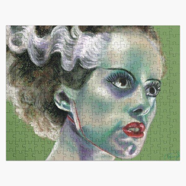 The Bride of Frankenstein Jigsaw Puzzle