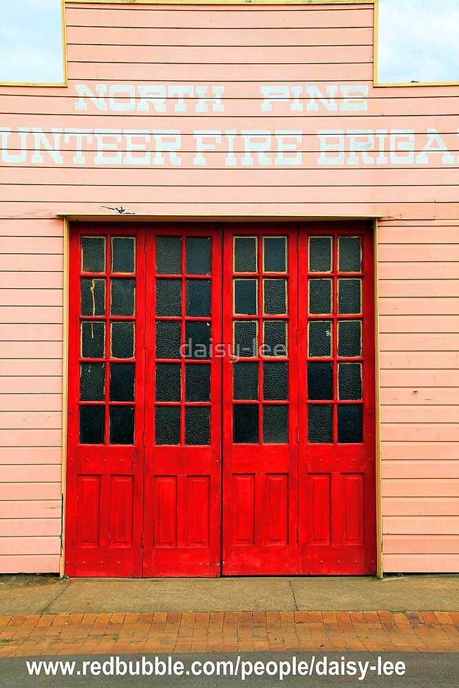 fire station by daisy-lee