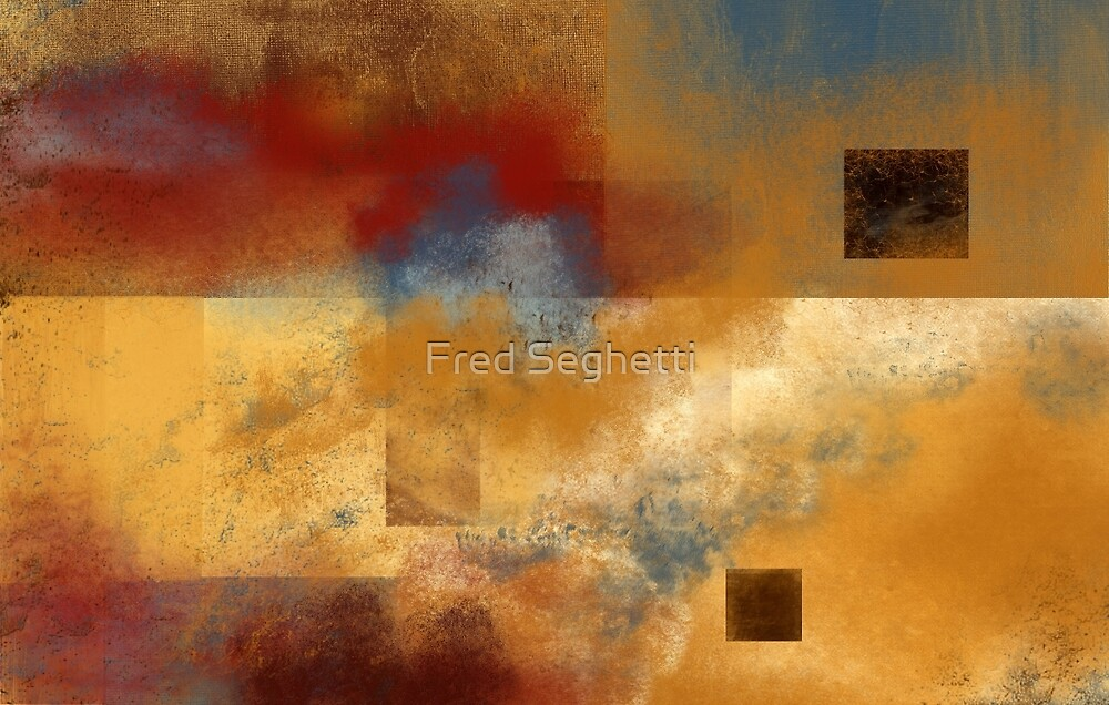 Canvas by Fred Seghetti