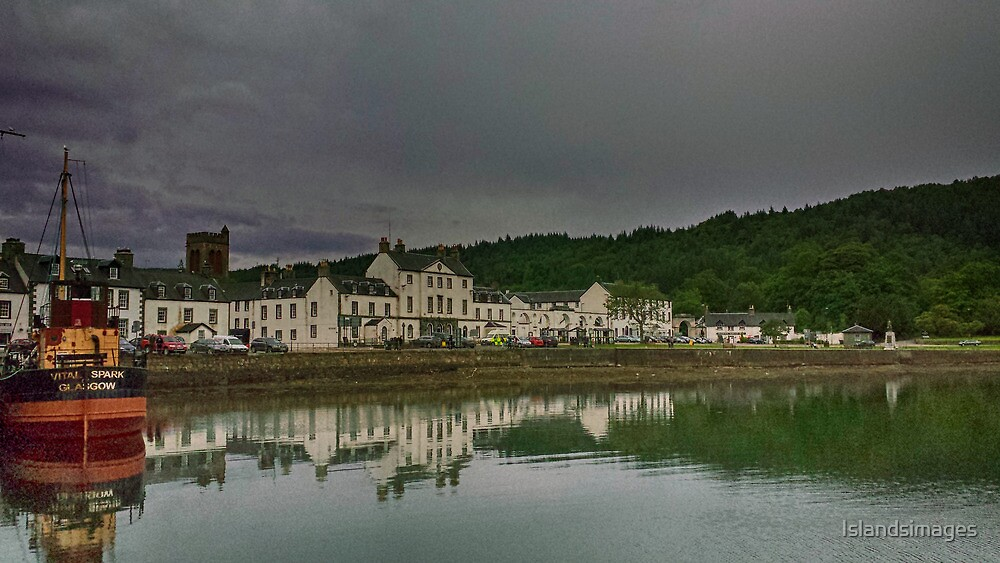 Inveraray, Argyll by Islandsimages