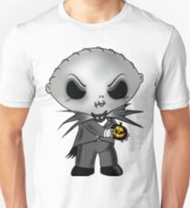 Stewie Skellington Unisex T-Shirt