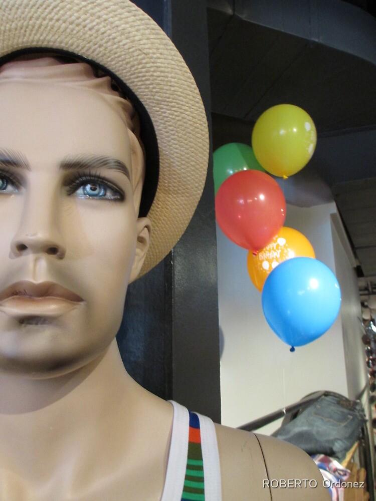 Gay pride by Robert Ordonez