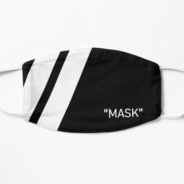 """Mask"" Style off white Flat Mask"