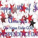 HAPPY INDEPENDENCE DAY  by ArtChances
