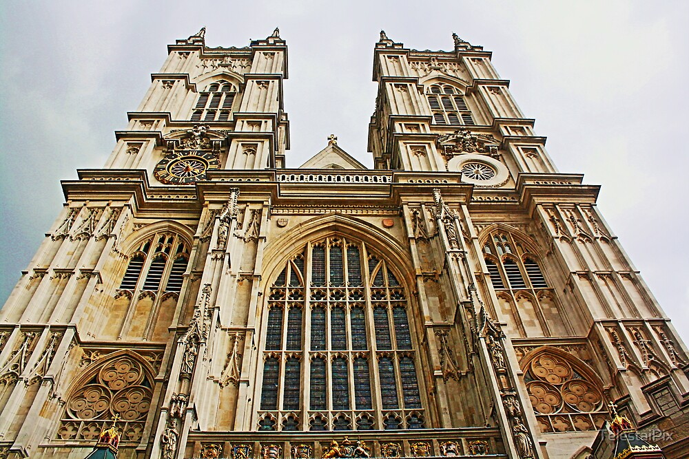 Westminster Abbey by TelestaiPix