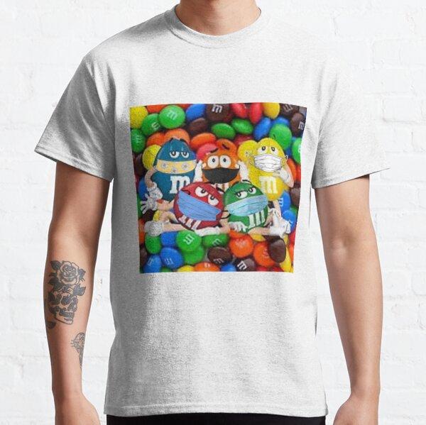 M&M Crew 2 Mascarillas Camiseta clásica
