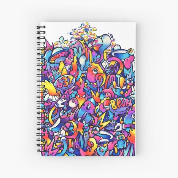 K Y O T O  D R E A M S Spiral Notebook